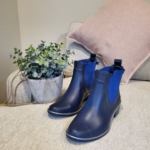 Almost new Kate Spade rain boots size 35 5 36 6